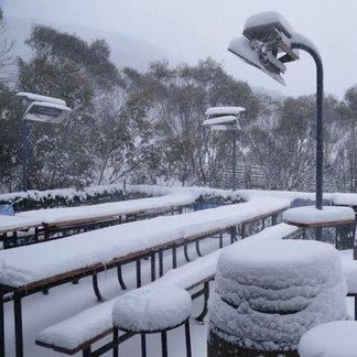 Aktuelle Bilder aus den Skigebieten in Australien und Neuseeland