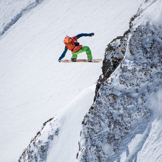 Freeride World Tour in Andorra - ©Freeride World Tour | David Carlier