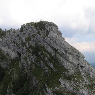 Großer Schoberstein SW-Grat