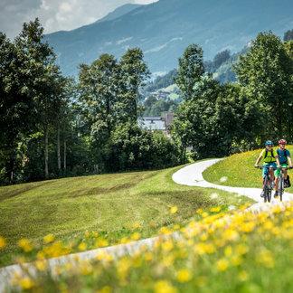 Biken im SalzburgerLand - © Salzburger Land Tourismus