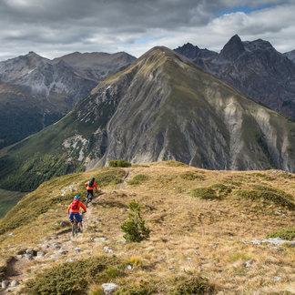 Die Freireiter: Alpencross reverse - ©Vaude   Franz Faltermaier
