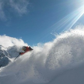 El Niño, El Gordo, El Powder in October! - ©Silverton Mountain