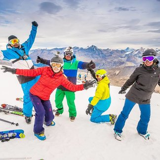 Tignes kicks off the ski season Oct. 1, 2016 - ©Andy Parant Photographie