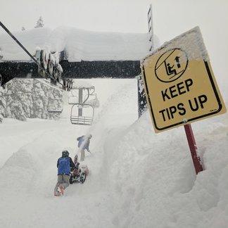 Favorite Photos of the Season - ©Homewood Mountain Resort