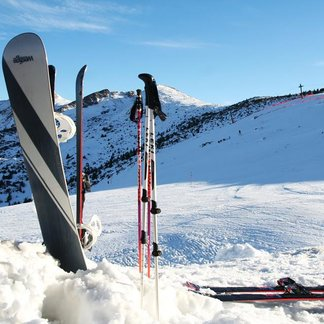 Prvá lyžovačka vo Vrátnej - © Vrátna dolina | Facebook