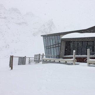 Verse sneeuw in Nieuw-Zeeland - © Facebook Whakapapa