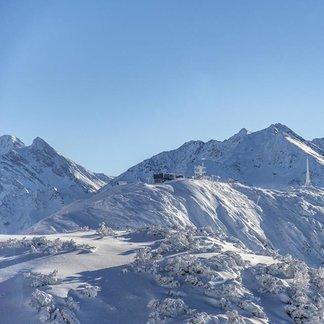 Mitte Dezember 2018: Massive Schneefälle im Alpenraum - © St. Anton/Facebook