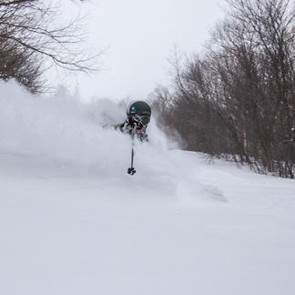 Photo Gallery: East Coast Gets Surprise Dump - © Jay Peak Resort/Facebook