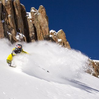 Cat Skiing in Irwin, Colo. - © Jeff Cricco