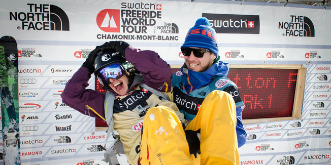 FWT 2014 : étape de Chamonix