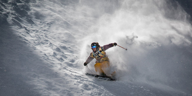 Freeride World Tour 2014: Finale di Verbier