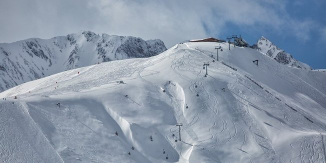 Traumhafter März-Start: Top-Bedingungen in den Skigebieten