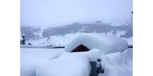 Tutta la neve di Febbraio! - ©Mottolino Fun Mountain Facebook