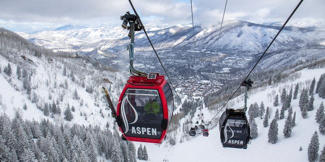 Stations de ski incontournables des USA - ©Jesse Hoffman