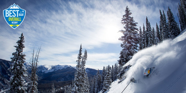 2016's Best Ski Resort Is... - ©Matt Power