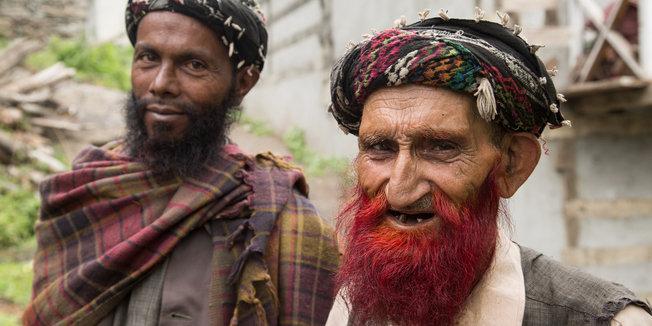 Siegrist, Huber und Zanker am Cerro Kishtwar  - ©Huber / Siegrist / Zanker