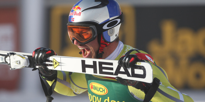 Herren-Weltcup in Lake Louise 2012 - © AGENCE ZOOM