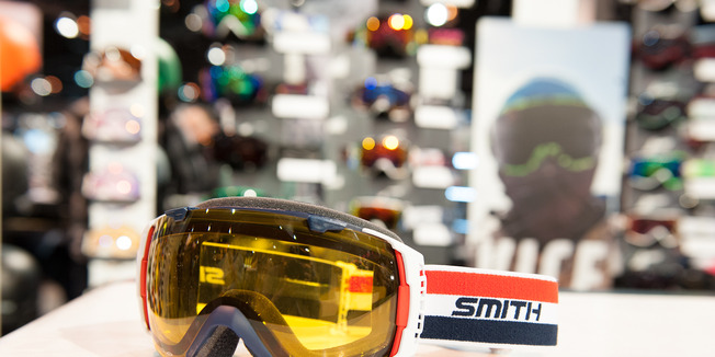 The Best New Ski & Snowboard Goggles for 2013/2014 - © Ashleigh Miller Photography