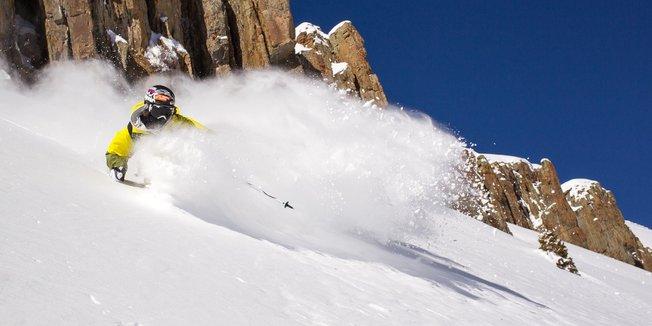 Cat Skiing in Irwin / Colorado - © Jeff Cricco