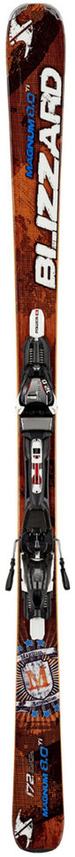 Blizzard - Magnum 8.0 Ti Suspension  - © nskiv/wintersport.nl