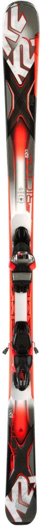 K2 - AMP Rictor 82 XTi - ©nskiv/wintersport.nl
