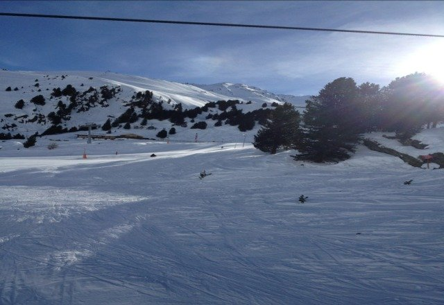 fantastic conditions today.