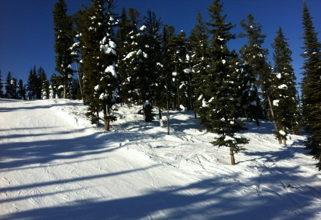 3 days of awesome skiing if u like soft packed moguls all over the backside (from Easter chair)