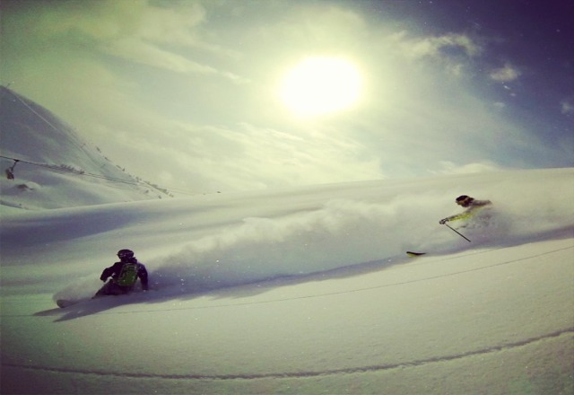sick conditions today!!! pow!