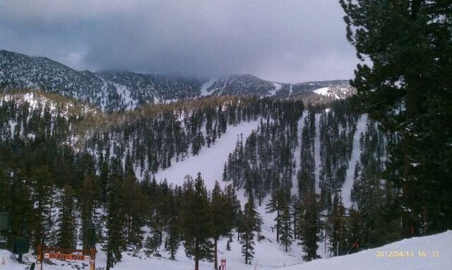 Awesome still snowing up top. Sunday will be Epic!