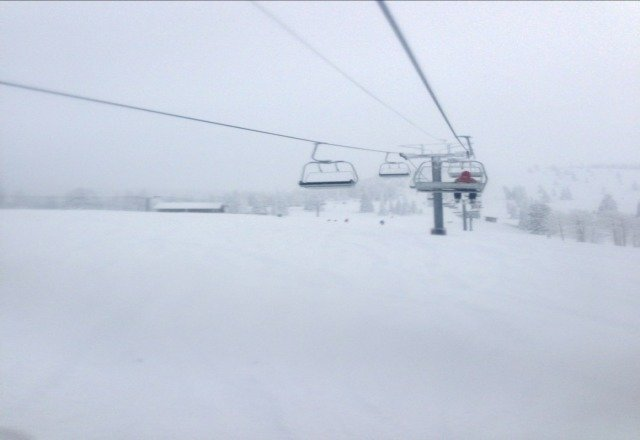 chairlift shot a few hours ago