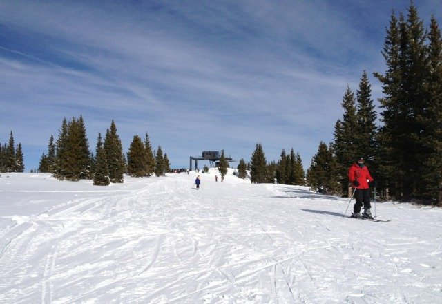 we skied Winter Park two before Christmas... best ski trip in a long time... all the people especially the employees of the resort were awesome!!!  thanks Winter Park Resort  jeff G ..... Pensacola, Fla
