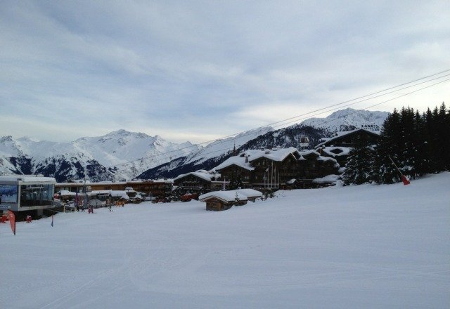 great 1st day boarding,perfect conditions