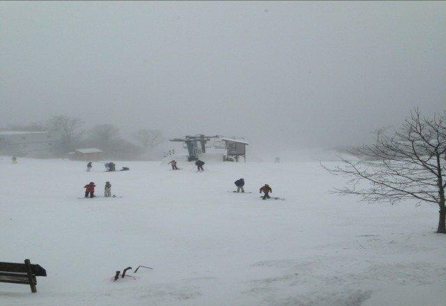 lots of snow!