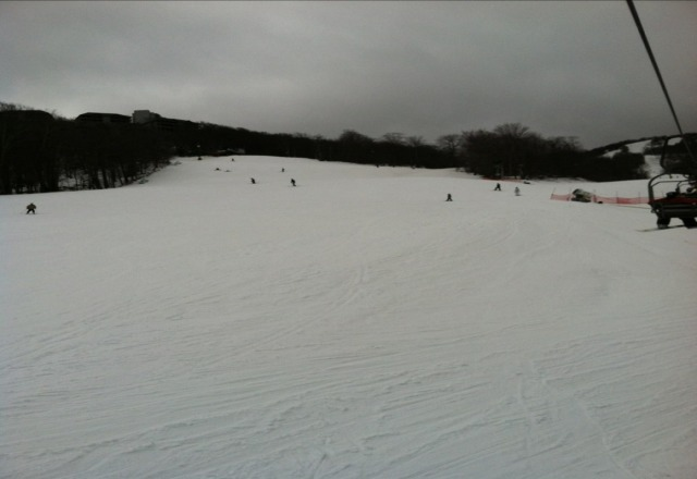 was there last week, good powder and the lift is only about 8 mins. after all its about a mile or so up