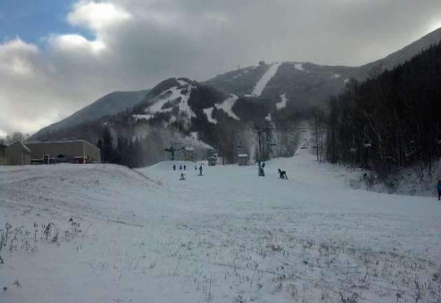 Great day today!! Here's to more snow this week. lim