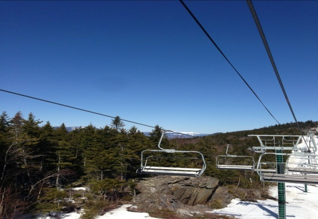 short drive, awesome conditions, best mt in nh.  should be charging more.  buy a gold pass and stop crying........