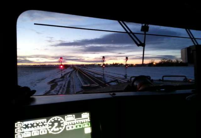 I am a Railroader out of Colorado, cannot wait to hit the slopes with friends flying in from Florida ..