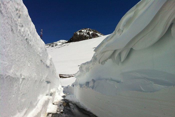 La Thuile, Aosta - Colle del Piccolo San Bernardo - © La Thuile