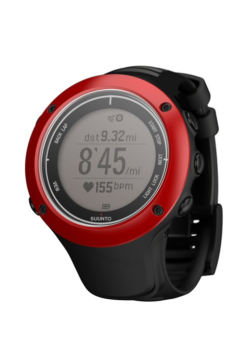 Suunto Ambit2 S in Red - ©Suunto
