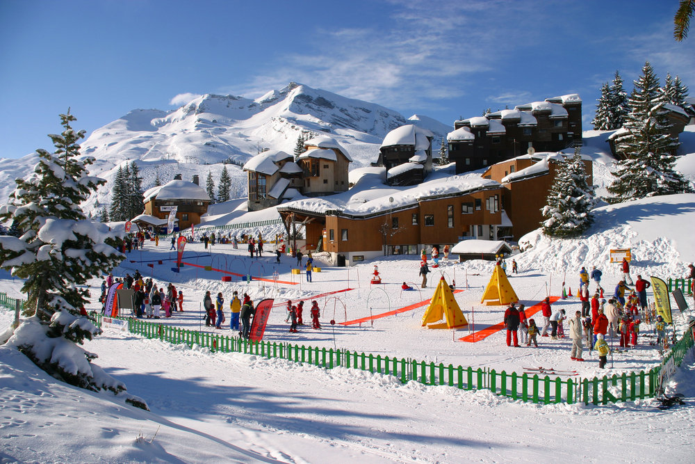 Village des enfants in Avoriaz, France - ©Avoriaz Tourism
