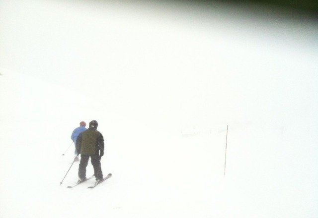whiteout conditions!!!!!!