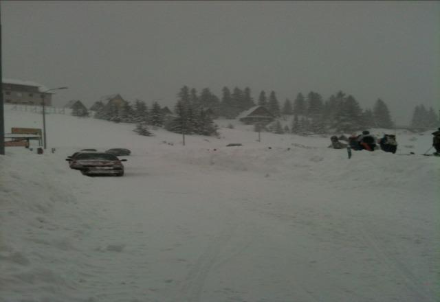 ski open, mount jahorina!