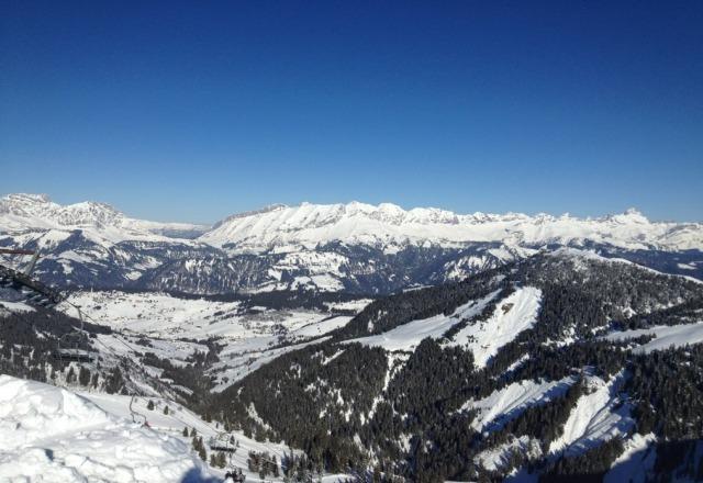 great weeks sking, slopes were brilliant