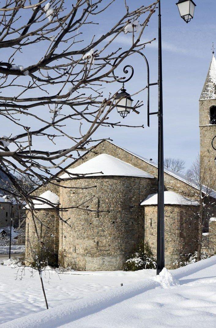 Eglise Ste Croix à la Colmiane - © Robert Palomba