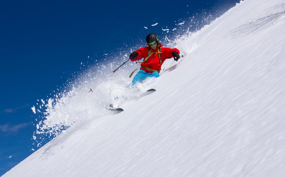 Les connaisseurs ne s'y trompe pas et arpente les pentes de Puy St Vincent à chaque nouvelle chute de neige - © Rogier Van Rijn