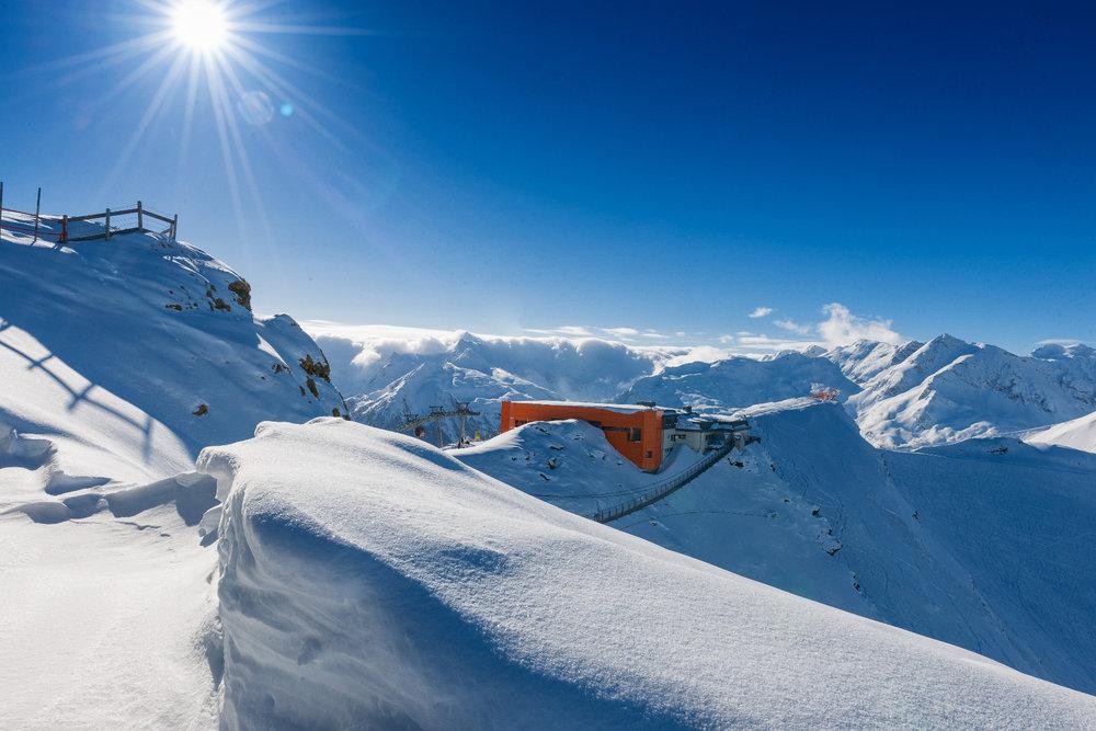 Skifahren im Gasteiner Tal - © Gasteiner Bergbahnen AG