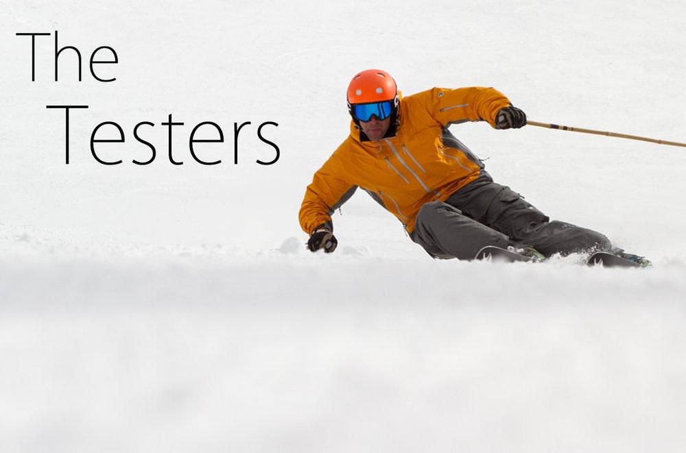 2014 Ski Testers - © Liam Doran