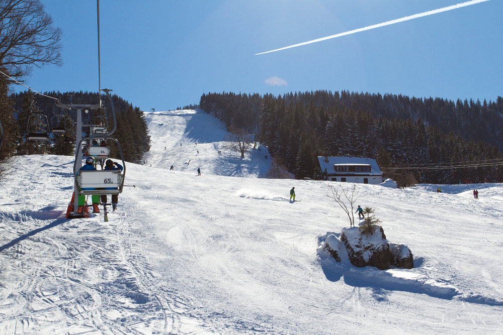 Alpsee Bergwelt - Skipisten-Panorama - © Alpsee Bergwelt über Fixedmind GmbH & Co KG