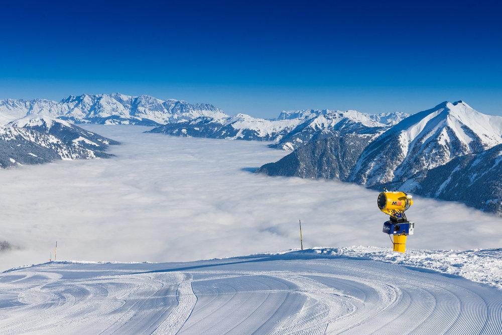 Dolina Gastein - © Gasteiner Bergbahnen AG