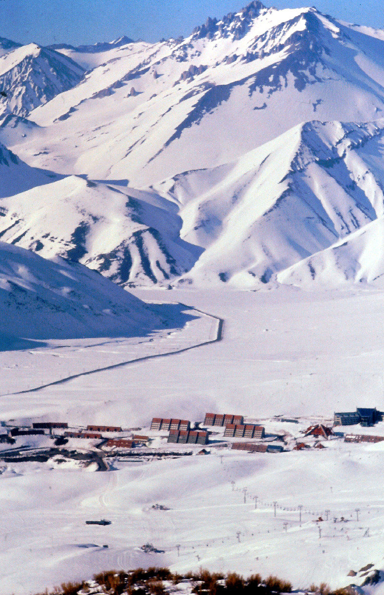 Las Lenas (Anden, Argentinien) - ©Christoph Schrahe